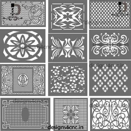CNC mdf cutting design 01 FILE FOR FREE